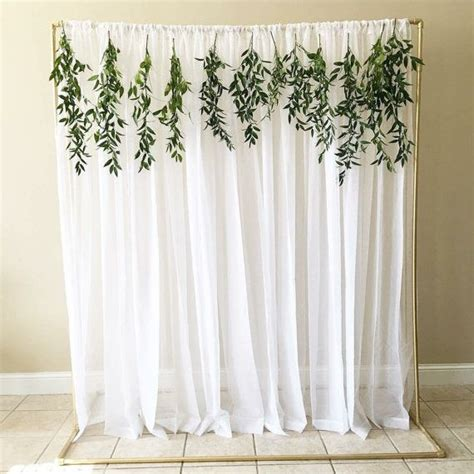 Wedding Backdrop Stand by Wedding Backdrop Backdrop Stand Ceremony Backdrop