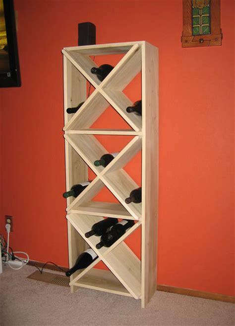 X Wine Rack Plans by Cross Wine Rack Plans Pdf Woodworking