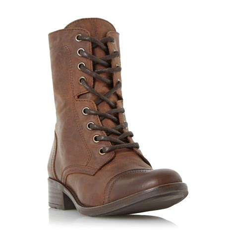 Lace Up Boots 21 cool womens lace up leather boots sobatapk