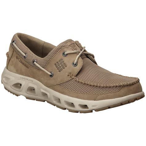 columbia s boatdrainer pfg shoe