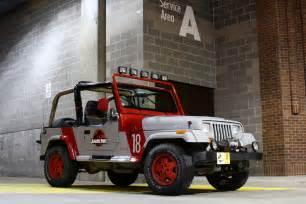 Jurassic Jeep Jurassic Park Jeep Yj Replica Jeep Enthusiast