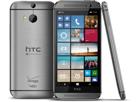 Handphone Htc Windows 8 htc one m8 for windows with snapdragon 801 launched on verizon wireless technology news