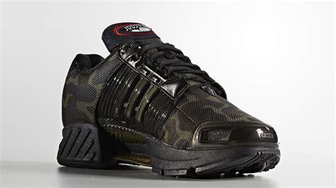 adidas shoes adidas climacool  camo black hot