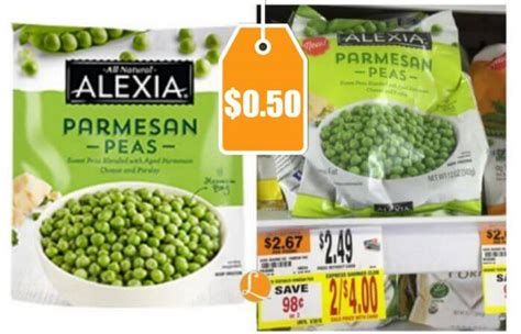 big y vegetables alexia gourmet vegetables only 0 50 at big y living rich