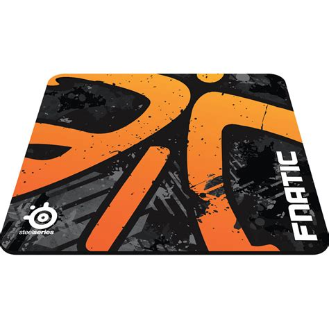 Mouse Pad Fnatic Steelseries Qck Fnatic Gaming Mouse Pad Asphalt Edition 63070