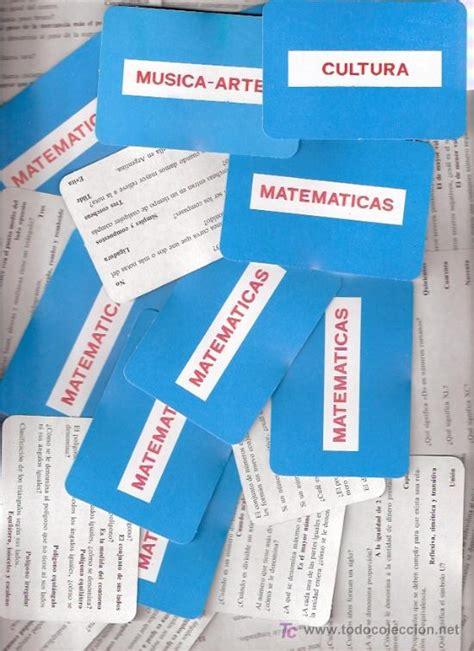 hacer preguntas de matematicas online 200 tarjetas de preguntas y respuestas cultur comprar