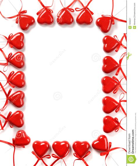 valentines day photo frame valentines day frame stock image image of shapes