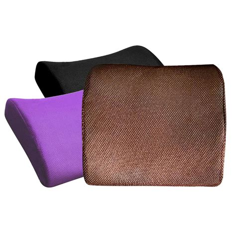 Cushion Support For by Memory Foam Seat Chair Lumbar Back Support Cushion Pillow