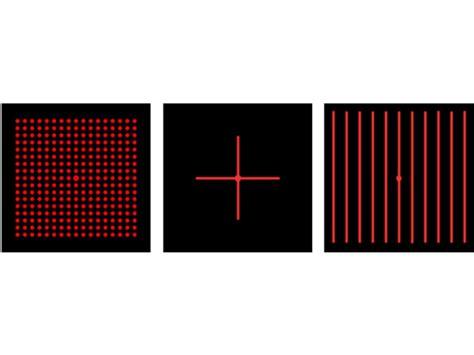 grid pattern projector pattern generators for flexpoint 174 laser modules laser