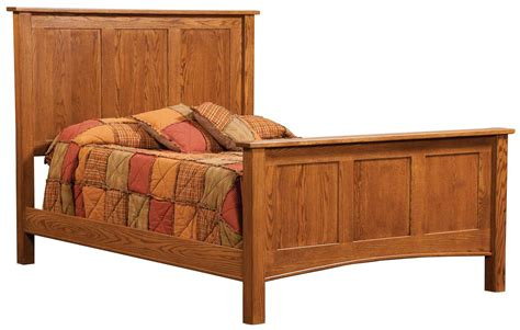 Handmade Mission Furniture - amish custom made beds amish furniture