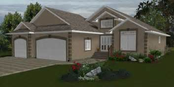 3 car garage house 3 car garage on house plans by e designs 6