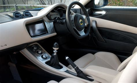 Lotus Interior by Lotus Evora Interior 2017 Ototrends Net