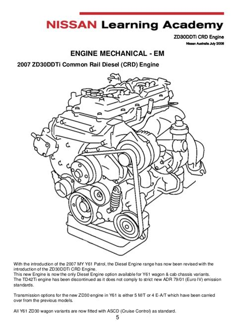 nissan zd30 wiring diagram wiring diagram schemes