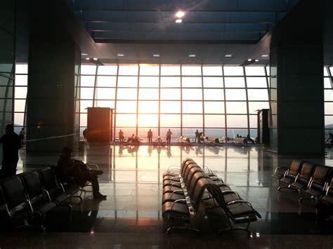 Waiting Intl netaji subhas chandra bose international airport