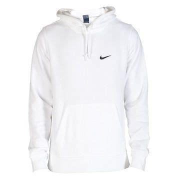 Jacket Hoodie Swoosh Nike Simple nike club swoosh pullover hoodie white nike clothing nike pullover