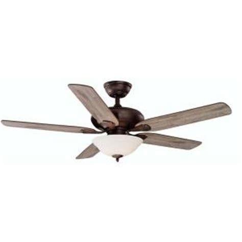 hton bay ceiling fan customer service hton bay flowe 52 in mediterranean bronze ceiling fan