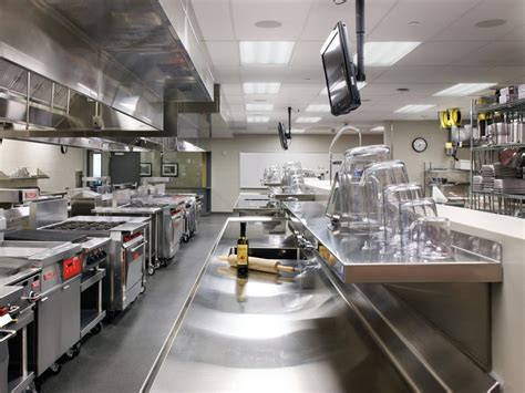 Modern Kitchen Restaurant by Stainless Steel Kitchen For Modern Restaurant