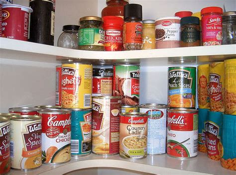 Soup Food Pantry by Lotsa Canned Food In The Pantry Mostly Soup By