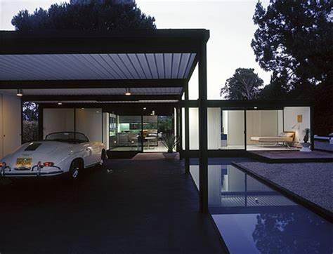Stahl House Floor Plan by Julius Shulman Photographs Case Study House 21 Daily Icon