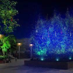suny outdoor holiday green firefly laser blue led