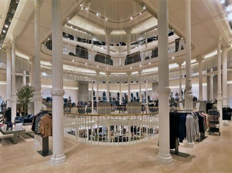 home design stores rome zara abre su primera flagship store sostenible en roma