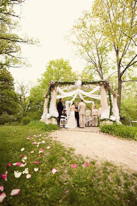 best outdoor wedding locations 15 best outdoor wedding venues in chicago chi town brides