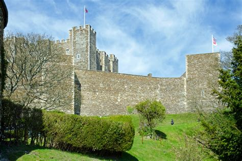curtain wall on a castle quot dover castle inner curtain wall quot by andrew marks at