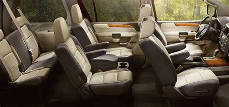Nissan Armada Interior Photos by 2018 Nissan Armada Platinum Price Specs 2018 2019 Best Suv