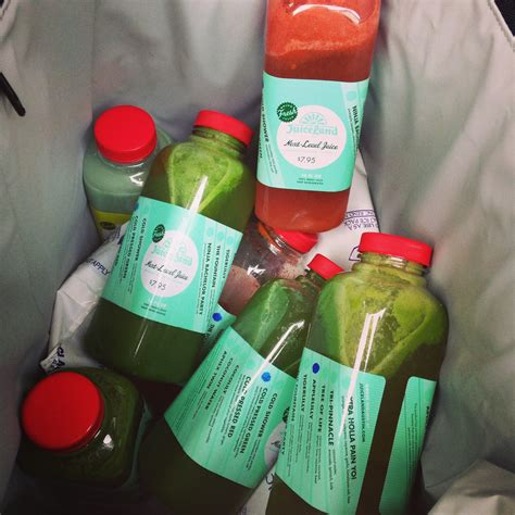 Juiceland Detox by Juiceland Cleanse Day 1 The Fresh Find