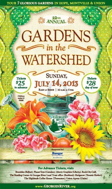 Poster Garden by Garden Tour Poster Garden Tour Ideas For Hosts
