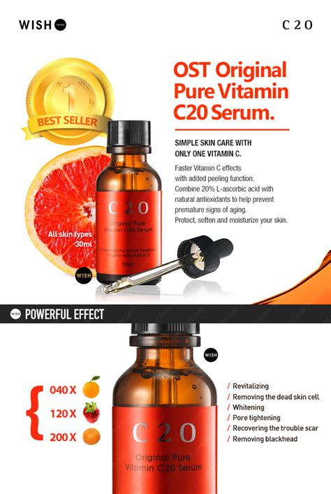 Distributor Serum Vitamin C s line review ost original vitamin c20 serum
