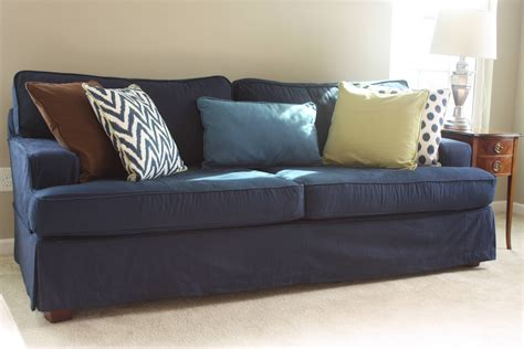 canvas slipcovers for sofas chair themes about blue