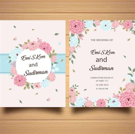 jasa desain undangan pernikahan mekartek