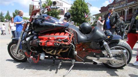 Boss Hoss Motorrad V12 by Opelparty