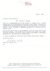Recommendation Letter For Graduate Nursing Student Sle Letters Of Recommendation For Nursing Program