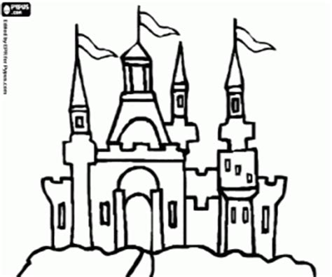 castle wall coloring page castles coloring pages printable games