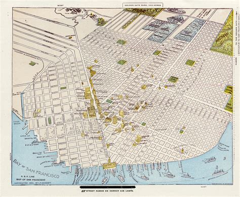 san francisco map history golden nugget library s san francisco county databases