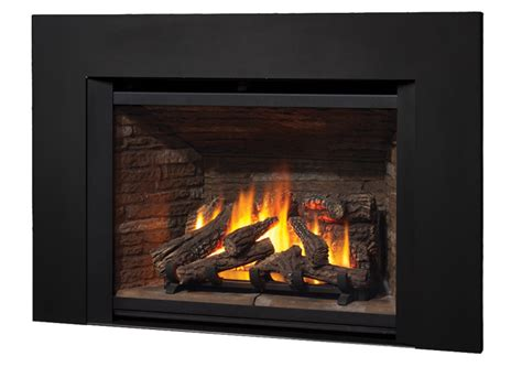 Gas Fireplace Inserts Toronto by Toronto Home Comfort Fireplaces Gas Burning Inserts