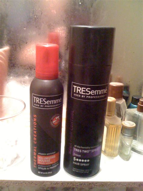 Harga Tresemme Thermal Creations Volumizing Mousse tresemm 233 thermal creations volumizing mousse reviews in
