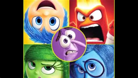character themes in film inside out character themes based on personality traits