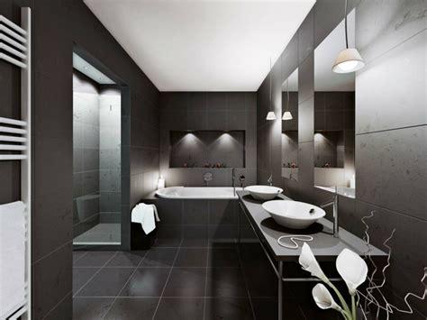 black bathroom fixtures decorating ideas salle de bain tendance 50 exemples audacieux en noir