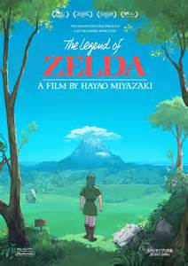 Studio Ghibli Movies by Zelda X Studio Ghibli If Hayao Miyazaki Was Creating A