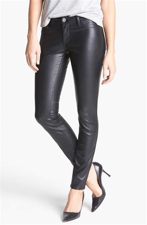 Leather Nyc by Faux Leather Endource