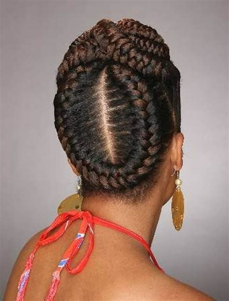 Braid Hairstyles For American by 20 Best American Braided Hairstyles For 2017