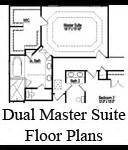 Dual Master Bedrooms homes with two master bedrooms raleigh dual master bedroom homes