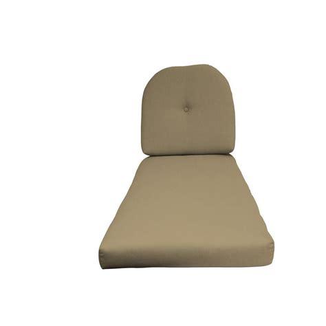 chaise lounge cushion paradise cushions sunbrella sand 2 outdoor chaise
