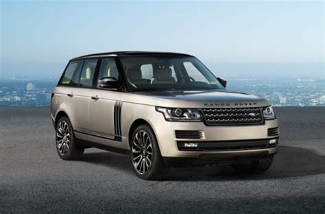 expensive land rover which suvs are the most expensive on the market for 2014