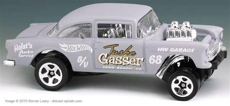 55 Chevy Bel Air Gasser Hitam chevrolet
