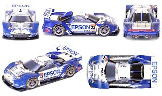 Epson Paper Craft - epson racing papercraft update papercraft paradise