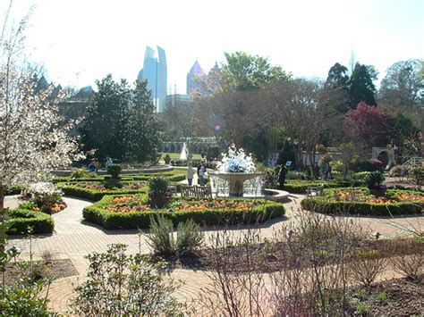 Piedmont Park Botanical Gardens Piedmont Park Atlanta Or Boston Common Boston State